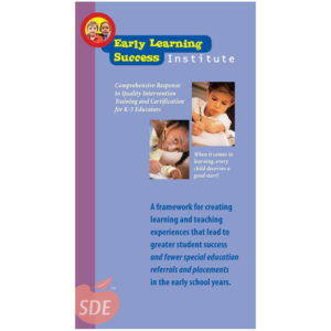 SDE Early Learning Success