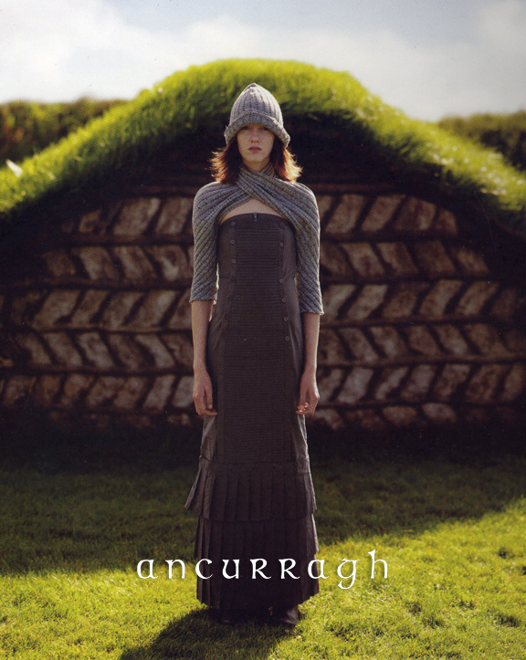 Ancurragh Catalog Design
